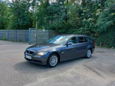 second-hand BMW 318 d 2007