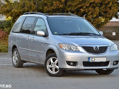 second-hand Mazda MPV