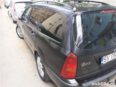 second-hand Ford Focus MK1