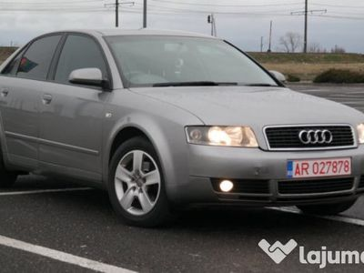 second-hand Audi A4 - an 2004, 1.9 tdi (Diesel)