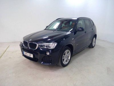 second-hand BMW X3 2.0 Xdrive20d 190 cp M Sport
