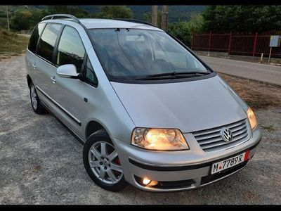 second-hand VW Sharan 7 Locuri BUSINESS