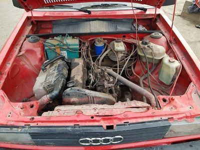 second-hand Audi 80 B2