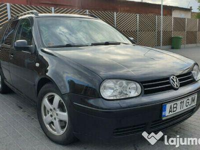 second-hand VW Golf IV Diesel.1.9.ALH.anul.2000