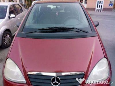 brugt Mercedes A170 clasa