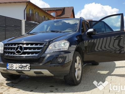 second-hand Mercedes ML320 W164CDI 4 Matic FACELIFT