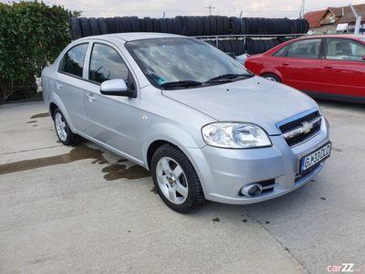 second-hand Chevrolet Aveo 2007 1.4 benzina