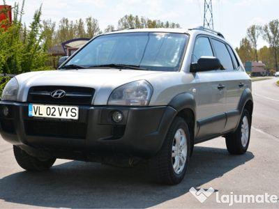 brugt Hyundai Tucson Benzina + GPL