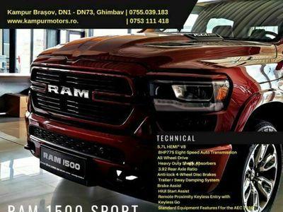 second-hand Dodge Ram