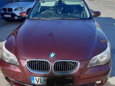 second-hand BMW 520 D