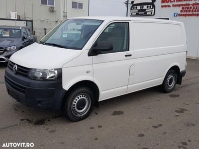 second-hand VW Transporter