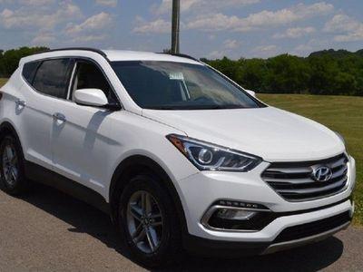 second-hand Hyundai Santa Fe 2017