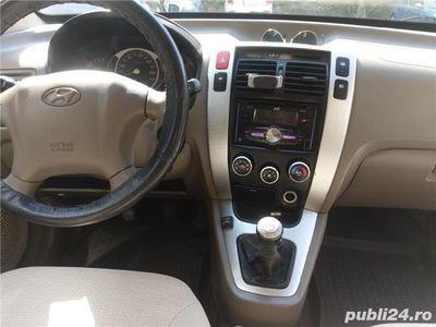 second-hand Hyundai Tucson Gpl