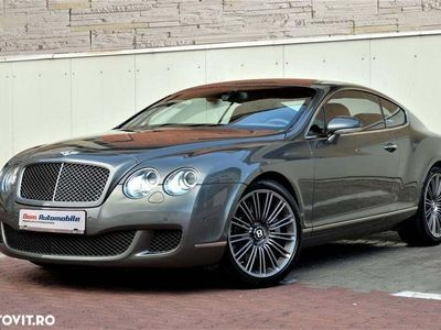 second-hand Bentley Continental din 2008