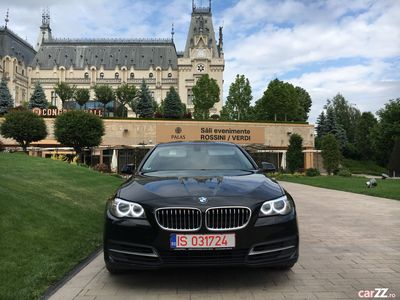 second-hand BMW 518 BiXenon/TwinTurbo/Steptronic/Panoramic/Parktronic