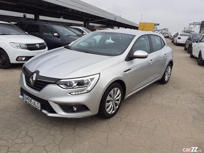 second-hand Renault Mégane IV - 1.5 DCI 95 CP, posibil in rate fara avans