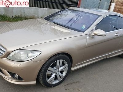 second-hand Mercedes CL500 2007