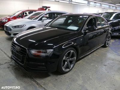 used Audi A4 B8