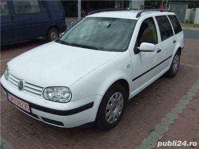 second-hand VW Golf IV 2006 2.0Benzina+GAZ CNG Bi-Fuel