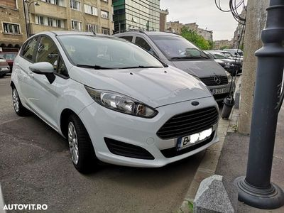 second-hand Ford Fiesta Mk6