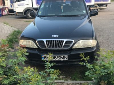second-hand Ssangyong Musso 1999
