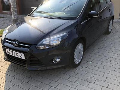 second-hand Ford Focus Navi Parkassist