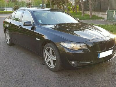 second-hand BMW 520 Seria 5 d, 184 CP, 2011, Euro 5