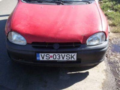 brugt Opel Corsa B 1.2i