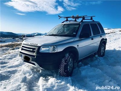 second-hand Land Rover Freelander - înmatriculat
