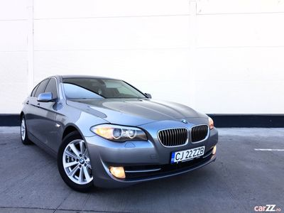 second-hand BMW 520 d f10 an 2011 euro5 km realii
