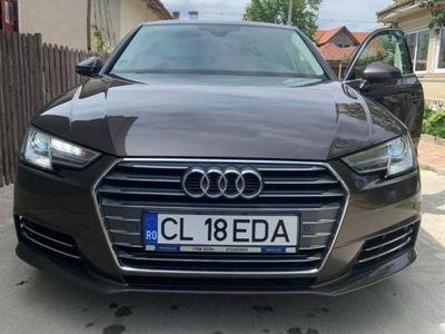 second-hand Audi A4 B9