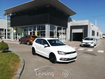 second-hand VW Polo din 2014