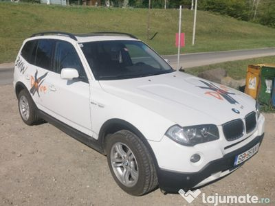 second-hand BMW X3  2007 facelift