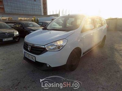 second-hand Dacia Lodgy din 2014