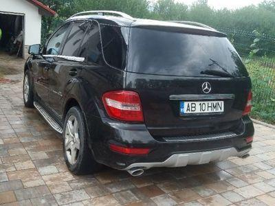 second-hand Mercedes ML350 ML