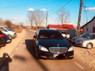 second-hand Mercedes S350 cdi AMG
