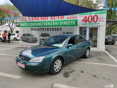 second-hand Ford Mondeo 1.8Benzina,2002,Finantare Rate