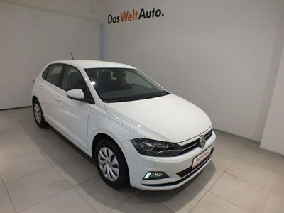second-hand VW Polo Comfortline 1.0 TSI 4 usi