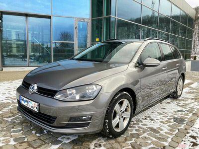 second-hand VW Golf VII Bluemotion 2014 Distronic Navi Start-Stop