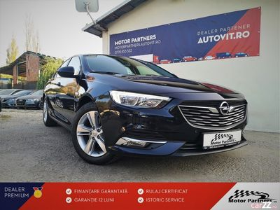 second-hand Opel Insignia Grand 1.6CDTi Edition 136CP Start & Stop