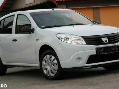 second-hand Dacia Sandero - an 2009 luna 5, 1.4 (benzina)