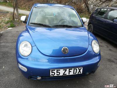 second-hand VW Beetle 2001, motor 2000 turbo, GPL/benzina