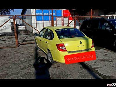 second-hand Renault Symbol AC+GPL