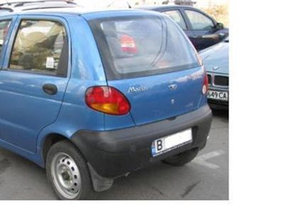 second-hand Chevrolet Matiz / Bucuresti / ITP expira iulie 2021