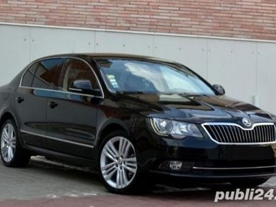 second-hand Skoda Superb Laurin Klement Facelift 2.0 TDI DSG