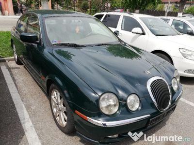 second-hand Jaguar S-Type 2004 GPL Recent Adus Impecabil FULL Variante