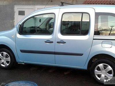 brugt Renault Kangoo 5 loc., an 2008, 1,5 dci