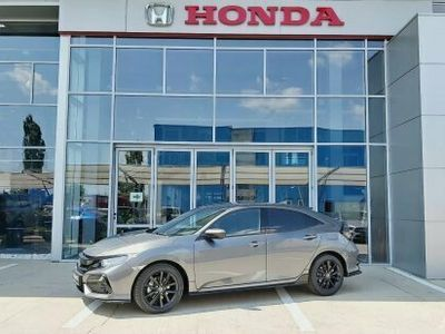 second-hand Honda Civic 5D 1.5 VTEC Turbo MT Sport Plus