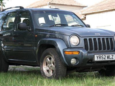 second-hand Jeep Cherokee 4x4 - an 2003, 2.5 Crd (Diesel)