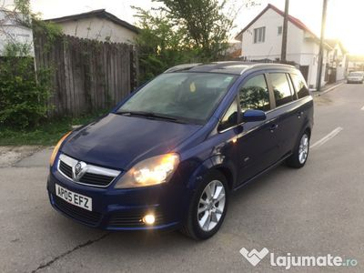 used Opel Zafira 1.9 diesel 150 cp recent adus